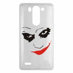 Чехол для LG G3 mini/G3s Джокер - FatLine