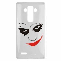 Чехол для LG G4 Джокер - FatLine