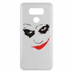 Чехол для LG G6 Джокер - FatLine