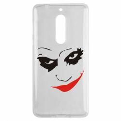 Чехол для Nokia 5 Джокер - FatLine