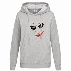 Женская толстовка Джокер - FatLine