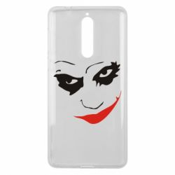 Чехол для Nokia 8 Джокер - FatLine