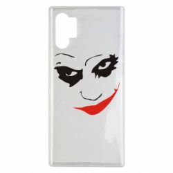Чохол для Samsung Note 10 Plus Джокер