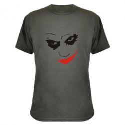 Камуфляжная футболка Джокер - FatLine