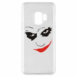 Чохол для Samsung S9 Джокер