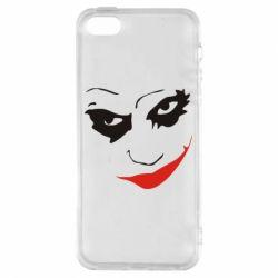 Чохол для iphone 5/5S/SE Джокер