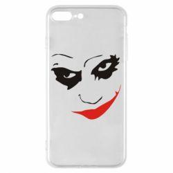 Чохол для iPhone 8 Plus Джокер
