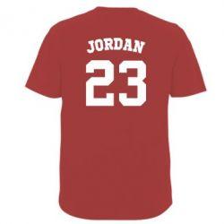Мужская футболка Джордан 23 - FatLine