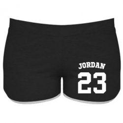 Женские шорты Джордан 23 - FatLine