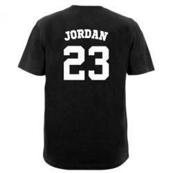 Мужская футболка  с V-образным вырезом Джордан 23