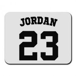 Коврик для мыши Джордан 23 - FatLine