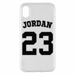 Наклейка Джордан 23