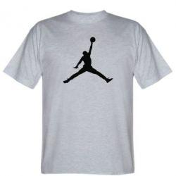 Мужская футболка Джордан - FatLine