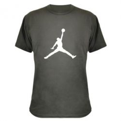 Камуфляжная футболка Джордан