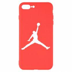 Чохол для iPhone 8 Plus Джордан