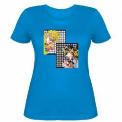 Жіноча футболка Джостер и Дио