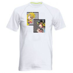 Чоловіча спортивна футболка Джостер и Дио