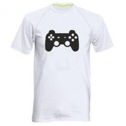 Купить Мужская спортивная футболка Джойстик PS3, FatLine