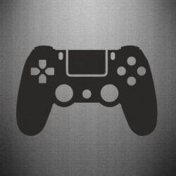 Наклейка Джойстик PS4