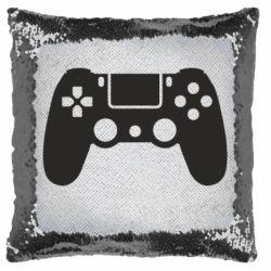 Подушка-хамелеон Джойстик PS4