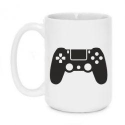 Кружка 420ml Джойстик PS4