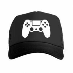 Кепка-тракер Джойстик PS4