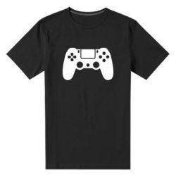 Чоловіча стрейчева футболка Джойстик PS4