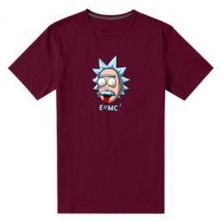 Чоловіча стрейчева футболка E=MC 2
