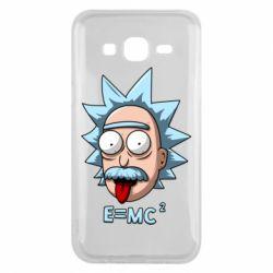 Чохол для Samsung J5 2015 E=MC 2
