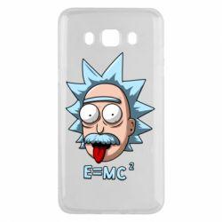 Чохол для Samsung J5 2016 E=MC 2