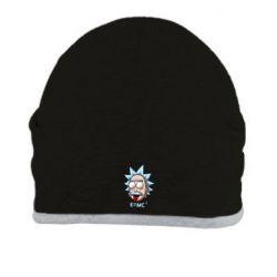 Шапка E=MC 2