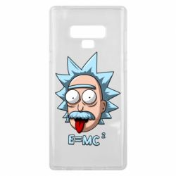 Чохол для Samsung Note 9 E=MC 2