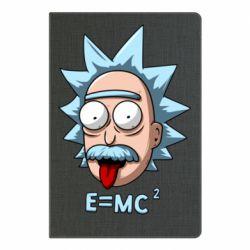 Блокнот А5 E=MC 2