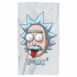 Рушник E=MC 2