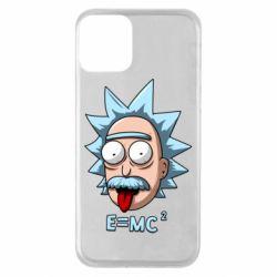 Чохол для iPhone 11 E=MC 2