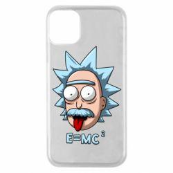 Чохол для iPhone 11 Pro E=MC 2