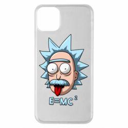 Чохол для iPhone 11 Pro Max E=MC 2