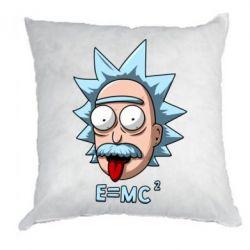 Подушка E=MC 2
