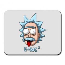 Килимок для миші E=MC 2