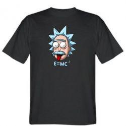 Чоловіча футболка E=MC 2