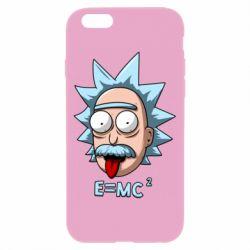 Чохол для iPhone 6/6S E=MC 2