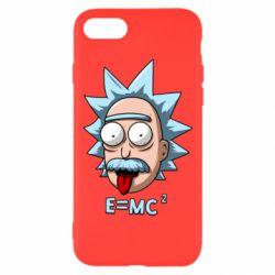 Чохол для iPhone 7 E=MC 2