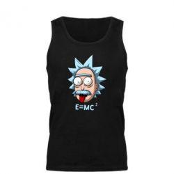 Майка чоловіча E=MC 2