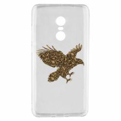 Чехол для Xiaomi Redmi Note 4 Eagle feather