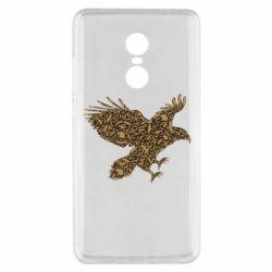 Чехол для Xiaomi Redmi Note 4x Eagle feather