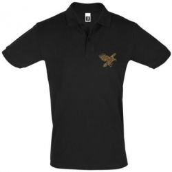 Мужская футболка поло Eagle feather