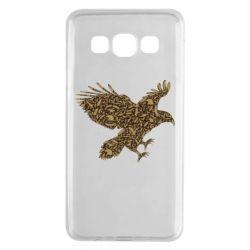 Чехол для Samsung A3 2015 Eagle feather