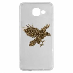 Чехол для Samsung A5 2016 Eagle feather