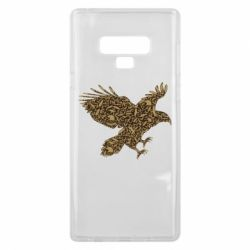 Чехол для Samsung Note 9 Eagle feather