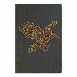 Блокнот А5 Eagle feather